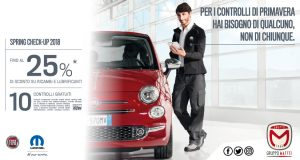 FIAT SPRING CHECK-UP 2018